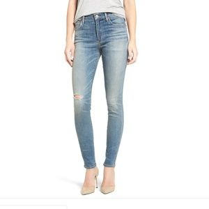 Citizens of Humanity Rocket High Rise Skinny sz 27